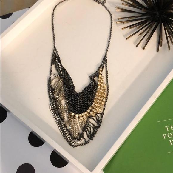 Sorrelli Jewelry - MiMi by Sorrelli Mixed Metal Necklace